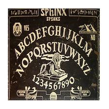 Vintage Egyptian style Sphinx Ouija Board sqbb Til