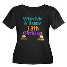 Wish me a happy13th Birthday T