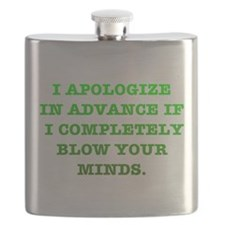 Blow Your Minds Flask