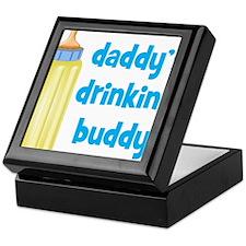 Daddys Drinking Buddy Keepsake Box
