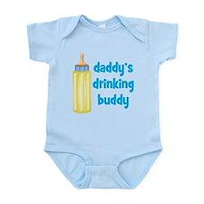 Daddys Drinking Buddy Onesie
