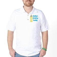 Daddys Drinking Buddy T-Shirt
