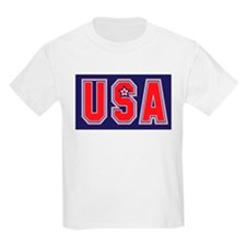 USA w STAR T-Shirt