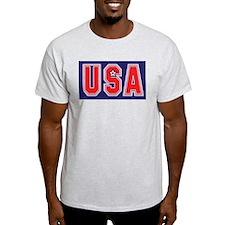 USA w STAR T-Shirt
