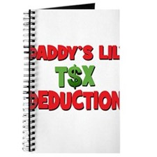 Daddys Lil Tax Deduction Journal