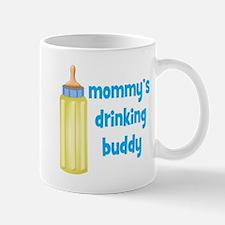 Mommys Drinking Buddy.png Mug