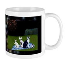 Devon Country Fair Fireworks Mug
