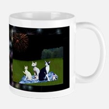Devon Country Fair Fireworks Mug