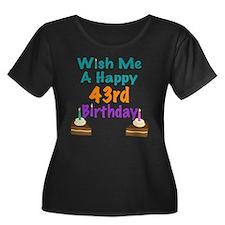 Wish me a happy 43rd Birthday T