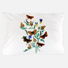 Butterflies of Summer Pillow Case