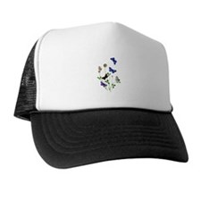 Butterflies of Summer Trucker Hat