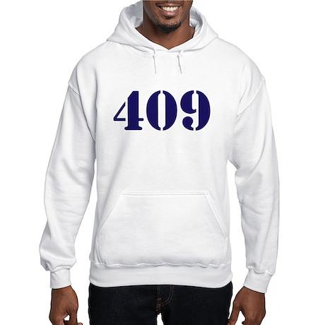 409 Hooded Sweatshirt