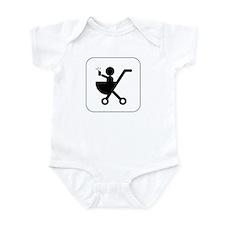 Geocaching Infant Creeper