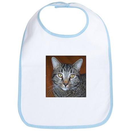 Tabby Cat Bib