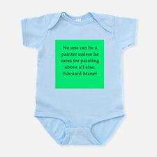 manet4.png Infant Bodysuit