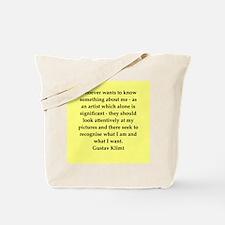 klimt4.png Tote Bag