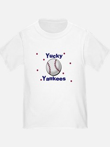 Yucky Yankees T