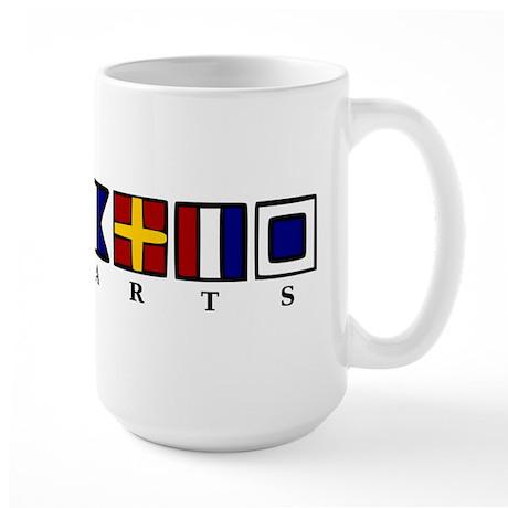 St. Barts Large Mug