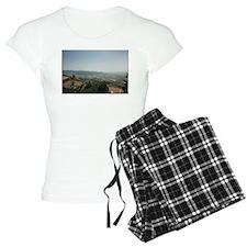Tuscan Hills and Mountains Pajamas