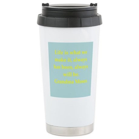 grandmamoses6.png Stainless Steel Travel Mug