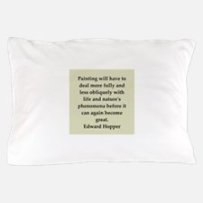 hopper11.png Pillow Case