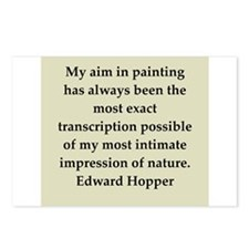 hopper9.png Postcards (Package of 8)