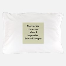 hopper8.png Pillow Case