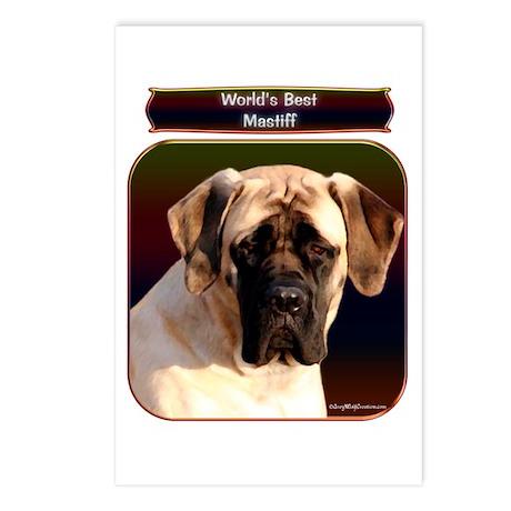 Mastiff 99 Postcards (Package of 8)