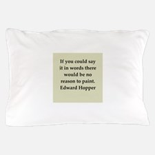 hopper5.png Pillow Case