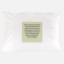 hopper4.png Pillow Case