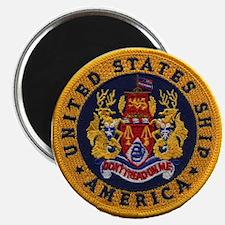USS AMERICA Magnet