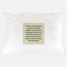 hopper2.png Pillow Case