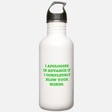 Blow Your Minds Water Bottle