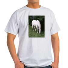 Save America's Horses HR 503/EPN Ash Grey T-Shirt