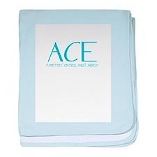 ACE Associate baby blanket