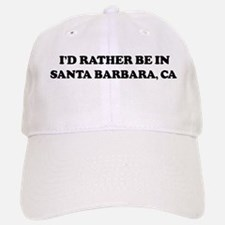 Rather: SANTA BARBARA Baseball Baseball Cap