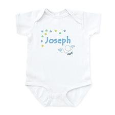 Star Pilot Joseph Infant Creeper