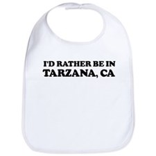 Rather: TARZANA Bib
