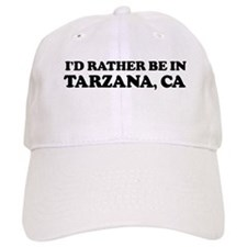 Rather: TARZANA Baseball Cap