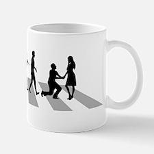 Proposing For Marriage Mug