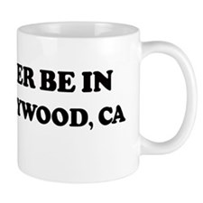 Rather: WEST HOLLYWOOD Small Mug