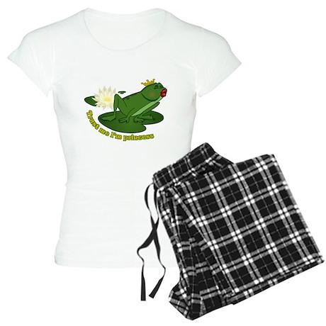 Frog Princess Women's Light Pajamas