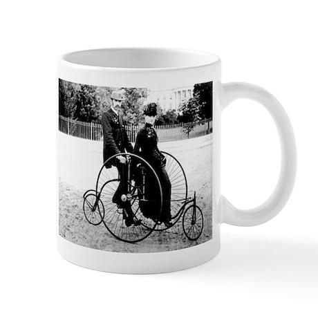 Bicycle Built For Two Mug