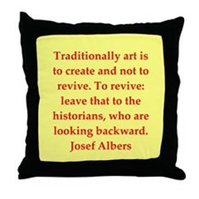 albers10.png Throw Pillow