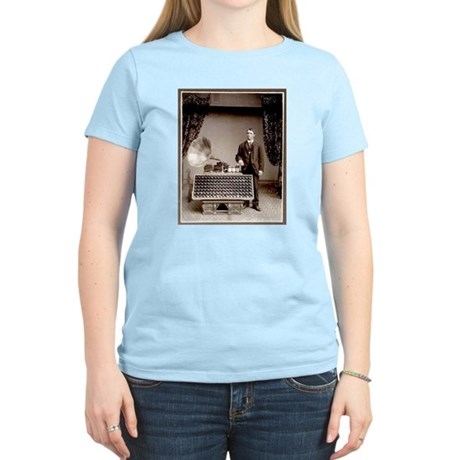 The Phonograph Women's Light T-Shirt