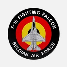 F-16 Falcon Ornament (Round)