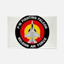 F-16 Falcon Rectangle Magnet
