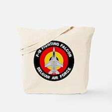 F-16 Falcon Tote Bag