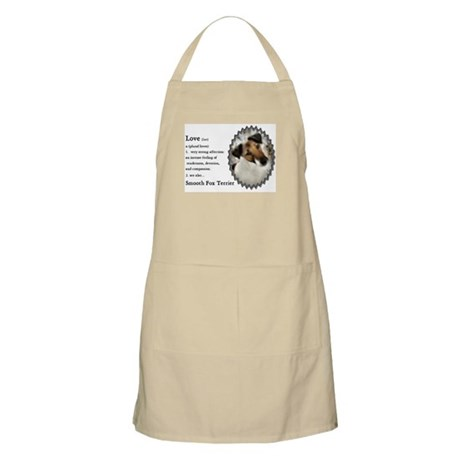 Smooth Fox Terrier Gifts BBQ Apron