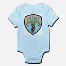 Winslow Police Infant Creeper